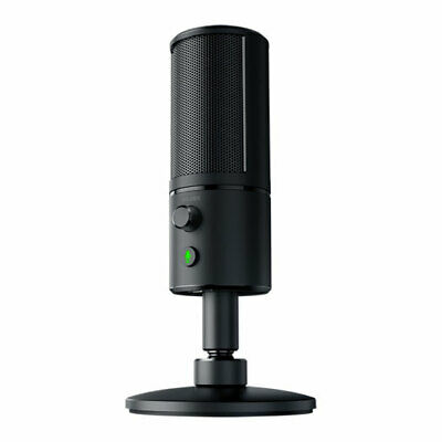 Razer Seiren X USB Microphone For Streamers, Condenser, Supercardioid Pick-Up Pa • 112.02£