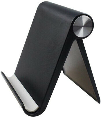 Universal Tablet Phone Desk Stand Holder Mobile Phone Folding Portable 4  To 10  • 2.99£