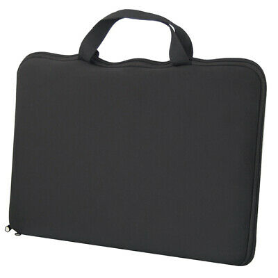 TRIXES Black Stylish 15.6 Laptop Notebook Bag Case  • 8.99£