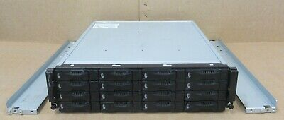 Dell Equallogic PS6000 Virtualized SAN Array 16x 50GB SSD 2x Control Module 7 • 480£