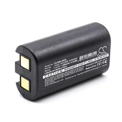 Battery 650mAh For DYMO 260P, 280, LabelManager 260, 260P, 280, PnP • 19£