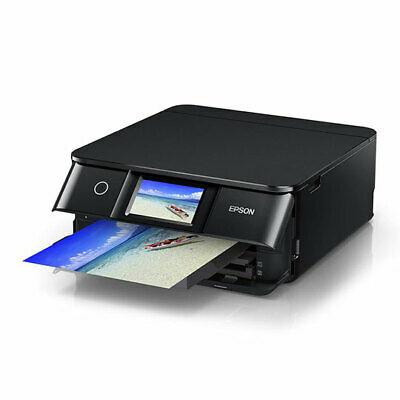 Epson XP-8600 Expression Photo Printer/Scanner, InkJet, A4, 100 Sheet Capacity,  • 131.82£