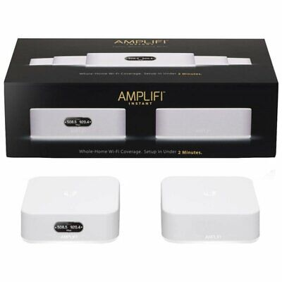 Ubiquiti Networks AmpliFi Instant AFI-INS Mesh Whole Home WiFi Router System - 2 • 226.90£
