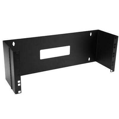 4U 19in Hinged Wall Mounting Bracket For Patch Panels • 39.99£