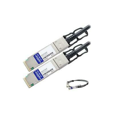 AddOn Twinaxial Network Cable For Device 1 M X QSFP+ Black • 123.49£