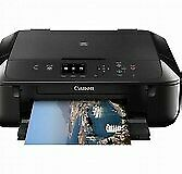 CANON PIXMA MG5750 All-in-One Wireless Inkjet Printer Print Black New And Boxed • 91.99£
