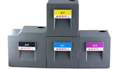 New And Sealed Ricoh MPC 5100 Full Set Of All Toners- Black/cyan/magenta/yellow • 150£