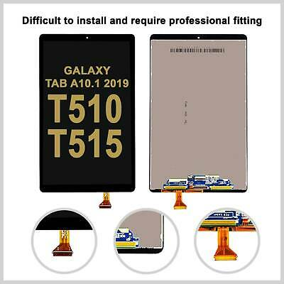 LCD Screen For Samsung Galaxy Tab A 10.1 2019 SMT510-15 LCD Display Touch Screen • 62.99£