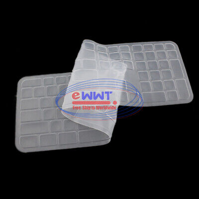 FREE SHIP For Logitech Craft Advanced Keyboard Clear Soft Silicone Cover ZVOP414 • 7.45£