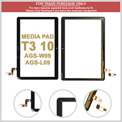Digitizer Screen For Huawei MediaPad T3 10 AGS-W09/L09 Touch Glass Digitizer • 14.99£