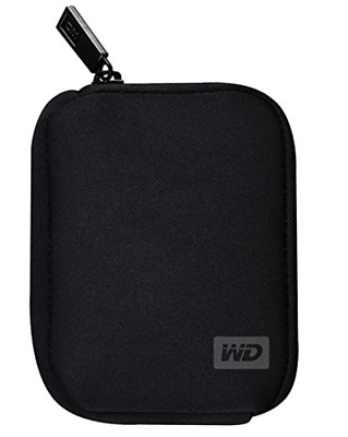 Western Digital My Passport Soft Carrying Case (EUX15116) • 8.99£