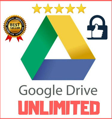 Unlimited Google Drive Storage For Your Existing Gmail Or G Suite • 3£