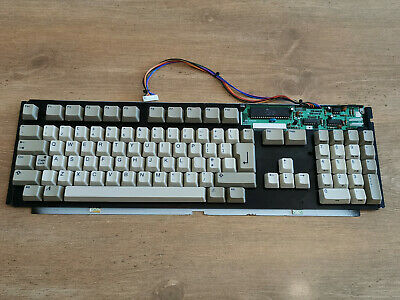 Commodore Amiga 500 / 500 Plus Keyboard. Fully Working. VGC. Stripped Cleaned. • 15.28£