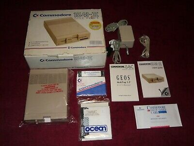 ****boxed Commodore 1541-ii Disk Drive**** • 139.99£