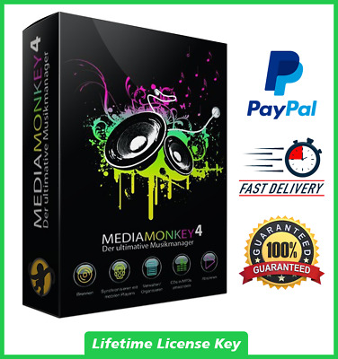 Mediamonkey Gold Ultimate ✔️ Full Version ✔️ License Key ✔️ Fast Delivery✔️ • 4.15£