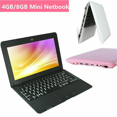 NETBOOK WIFI MINI LAPTOP Kids 10.1'' ANDROID 4.2 1.5GHz NOTEBOOK Xmas UK NEW • 83.55£