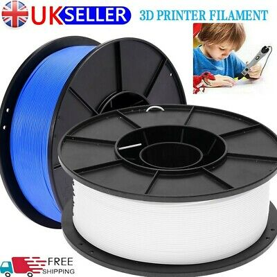 3D Printer Filament Printing Printer PLA/PLA+ 1.75mm 1KG Spool Accuracy Makerbot • 15.34£