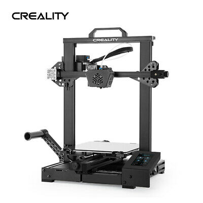 Official Creality CR-6 SE Leveling Free TMC2209 Drivers 4.3 Inch Touchscreen FDM • 337£
