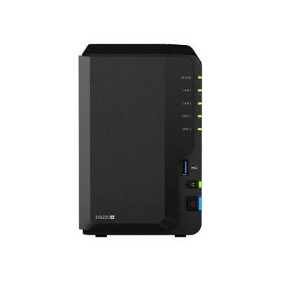 (Open Box) Synology DS220+ 2-Bay NAS (Network-Attached Storage) Enclosure • 307.49£