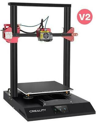 Creality CR10S Pro V2 3D Printer, Auto-Bed Levelling BL Touch, Cura Fast & Free • 489£