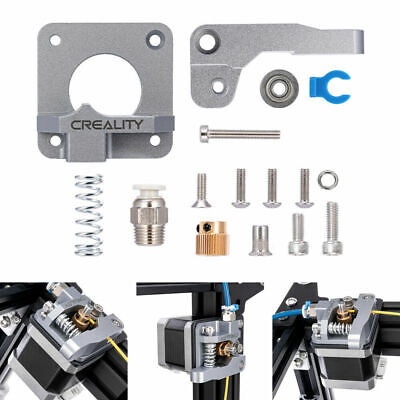 Creality Ender 3/3 Pro Ender 5 Extruder Upgraded Creality LOGO Metal Drive UK • 11.99£