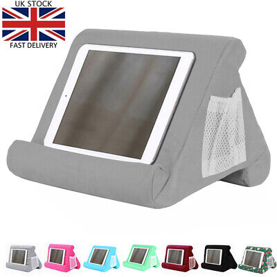 2020 Multi- Soft Lap Stand For IPad Tablet Cushion Phone Laptop Holder • 10.79£