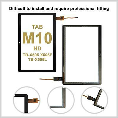 Touch Screen For Lenovo Tab M10 HD TB-X505/F/L Digitizer Touch Front Glass Lens • 17.95£
