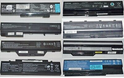 Dell Inspiron Latitude Laptop Genuine Battery Original Notebook Various Models • 10£