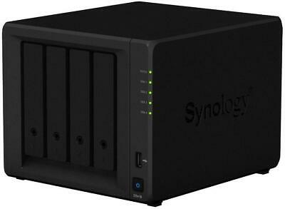 Synology DS418 4 Bay Desktop NAS (Network-Attached Storage) Enclosure 4 Bay • 369.49£