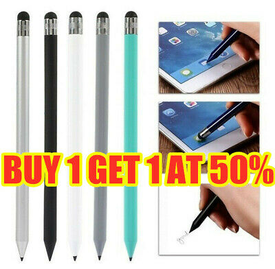 Touch Pen Plastic Writing Drawing Capacitive Styluses For Screen Phone Tablet UK • 4.18£