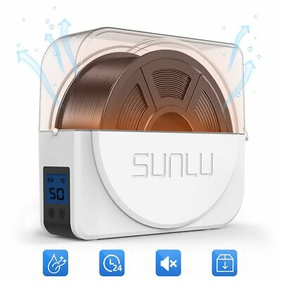 SUNLU New 3D Printing Filament Box Holder Keeping Dry Printing Assistant Storage • 53.99£