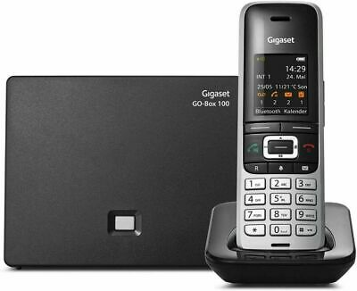 Gigaset S850A GO DECT Cordless Phone VoIP Home Business With Answering Machine • 79.99£