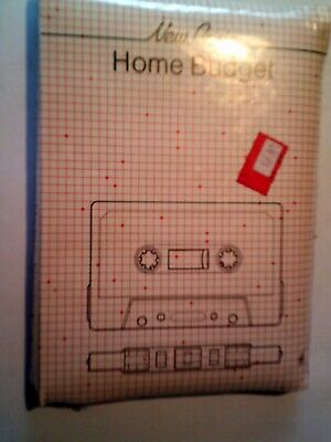Grundy Newbrain Home Budget Cassette -  New / Sealed • 9.99£