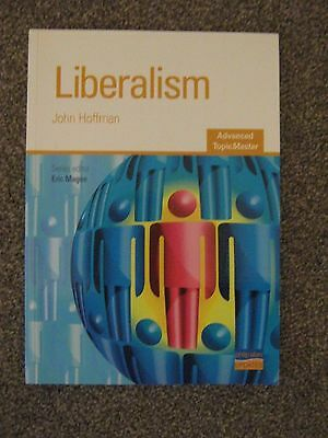 Liberalism - Advanced Topic Master By John Hoffman, Eric Magee (Paperback, 2006) • 19.99£