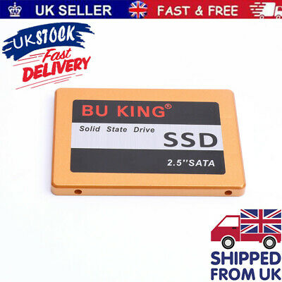 8/16/32/60/240GB SSD SATA III 6 Solid State Drive SSD 2.5inch Disk For PC • 27.56£