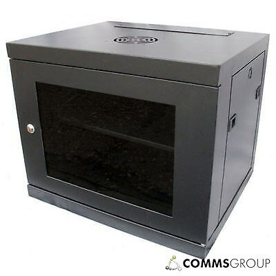12U 450MM Deep Network Data High Quality Comms Cabinet  • 120£