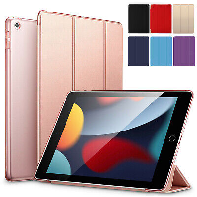 Slim Case Magnetic Smart Cover Stand For IPad 2 3 4 Mini Air 9.7 10.2 7th Gen • 4.99£