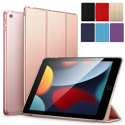 Slim Case Magnetic Smart Cover Stand For IPad 2 3 4 Mini Air 9.7 5th 6th Gen. • 5.99£