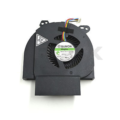 Original New Dell Latitude E6520 Laptop Cpu Cooling Replacement Fan • 6.79£