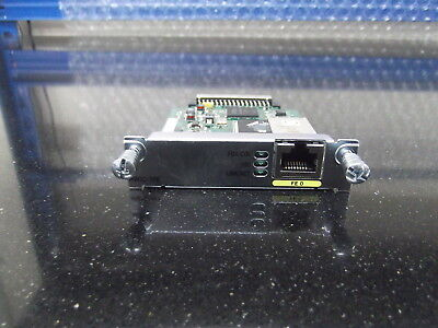 Cisco HWIC-1FE 1-Port Fast Ethernet High Speed WIC Card  • 30£