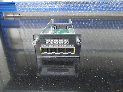 Cisco  Expansion Module C3KX-NM-1G Gigabit SFP X 4 • 36£