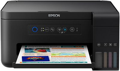 Epson EcoTank All-in-One Wi-Fi Printer ET-2700 - Save Up To 90% On Ink Costs • 229.99£