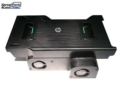 642166-001 HP Z820 Z840 Workstation Air Shroud And (6) Fan Assembly • 36.39£