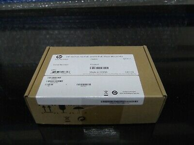 HP JD323A A3100-16 And 8 POE RACKMOUNT KIT (New)  • 30£