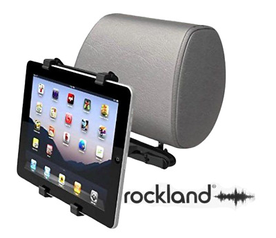 Universal Car Back Seat Headrest Mount Holder For IPad, Android Tablets, Kindle • 5.49£