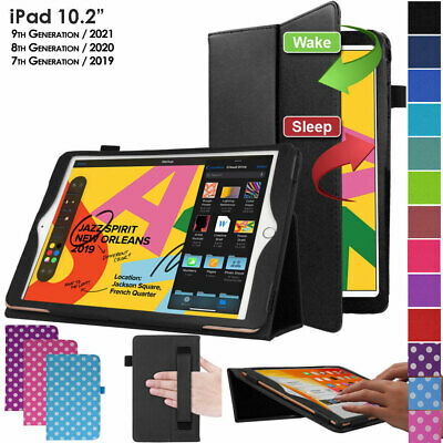 For Apple IPad 10.2  2019 7 7th Generation Leather Flip Smart Case Stand Cover • 6.95£