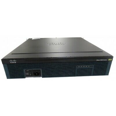 Cisco 2921/K9-V05 Integrated Services Router • 34.95£