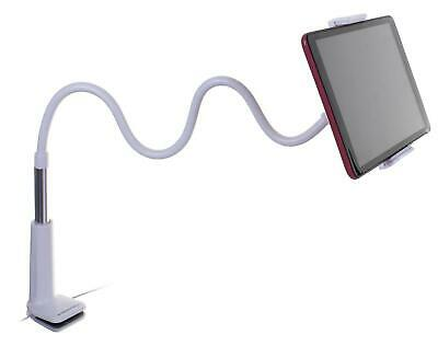 84cm Gooseneck Tablet Mount Stand For Ipad, Samsung & Android Tablets & Phones • 9.99£