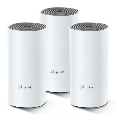 TP-Link Deco E4 AC1200 Whole Home Mesh Wi-Fi System (3-Pack) • 103.99£