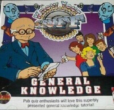 Know Your Stuff General Knowledge • 1.75£
